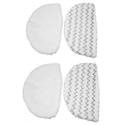 bissel powerfresh steam mop pads - 7