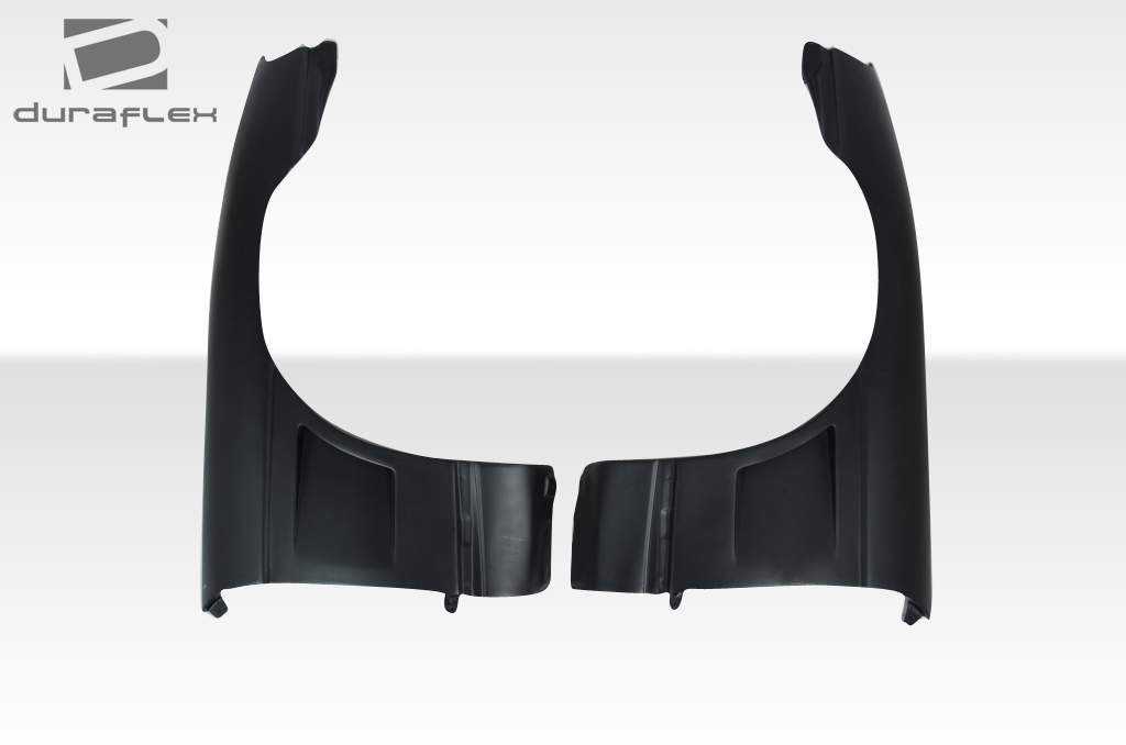 2 Piece Duraflex Replacement for 1992-2000 Lexus SC Series SC300 SC400 V-Speed 25mm Front Fenders