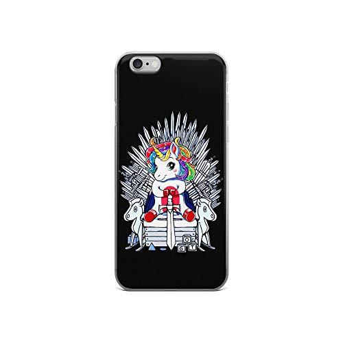 iPhone 6/6s Pure Case Cover Got Unicorn ()