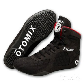 Otomix Stingray Shoe (Black w/Red Accent) - Size Male 8 1/2 by Otomix
