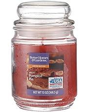 برطمان شمع معطر برائحة فطيرة اليقطين المتبلة من بيتر هومز اند جاردنز - 368 جرام