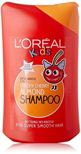Kids Almond Cherry (L'Oréal Paris Kids Extra Gentle 2in1 Shampoo - Cheeky Cherry (250ml))