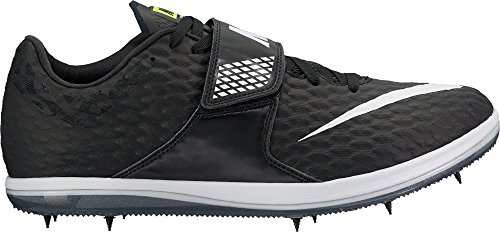 volt 017 High Eu Zapatillas Adulto Elite Nike Running white black Unisex Negro De Jump 45 Pdq66nw7