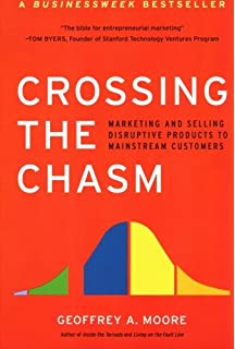 The innovators dilemma the revolutionary book that will change crossing the chasm marketing and selling high tech products to mainstream customers fandeluxe Gallery
