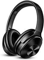 OneOdio Noise Cancelling Kopfhörer Bluetooth Drahtlose Over Ear Headphones - mit 30dB Hybrid Aktiver...