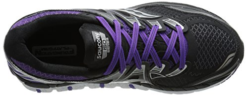 ISO Women's Silver Saucony SS17 Shoes Redeemer Purple Running Black fHSqwxSE