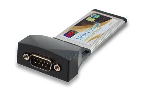 Amazon.com: SYBA ExpressCard 34 mm Tarjeta de red 10/100 ...