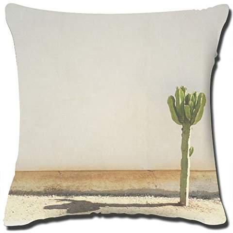 Nature Art Throw Pillow Cover Fashion Cotton Linen Square De