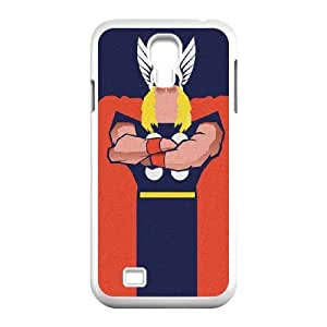 Samsung Galaxy S4 9500 Cell Phone Case White Thor Odinson God of Thunder LV7904701