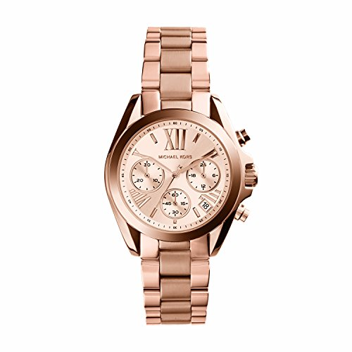 bradshaw rose gold tone watch