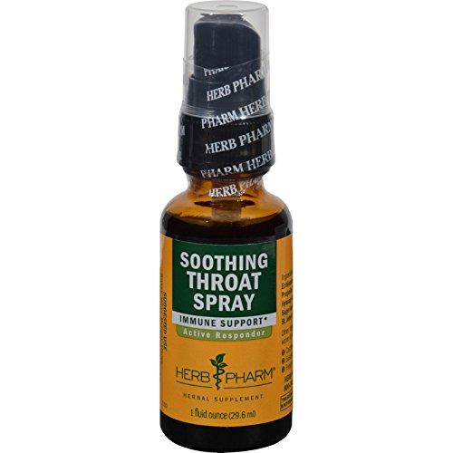 Propolis Liquid Herbal Extract (Herb Pharm Propolis Echinacea Throat Spray Liquid Herbal Extract - 1 fl oz)