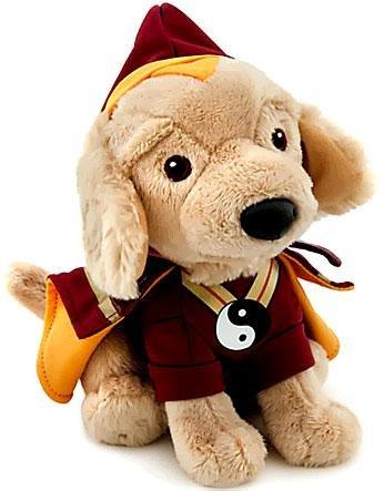Super Buddies Dog Costume (Disney Buddha Mini Bean Bag Plush - Super Buddies - 7'')