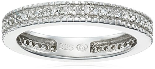 pave diamond ring - 6