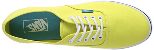 Authentic Cyan Yellow Mesh Blue Lo Vans Men Pro AZWnU5qpq