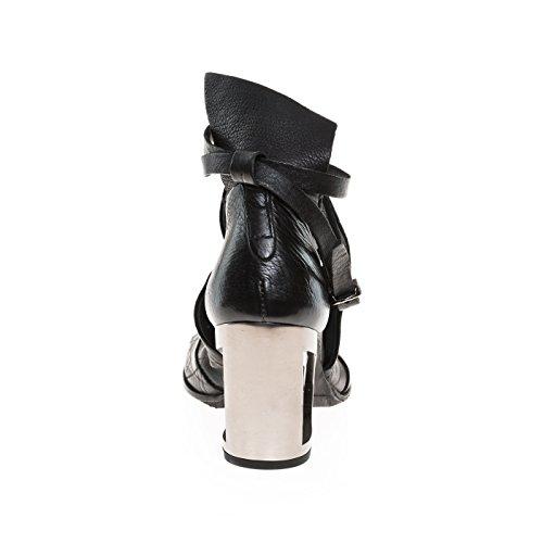 As98 957007-0101-6002 Sandalo Fresco - Taglio Molto Alto - Con Terreno Più Leggero