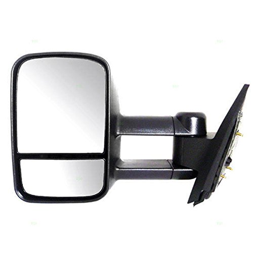 08 chevy 2500 tow mirrors - 9