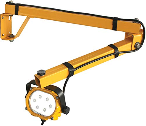 ATD 80417 16-Watt LED Swing Arm Dock Light