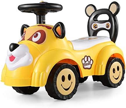 乗っ玩具、年齢3歳とアップ、いいえ電池、歯車、またはペダルは、ツイストは、無限の楽しみのために、ウィグルを回し