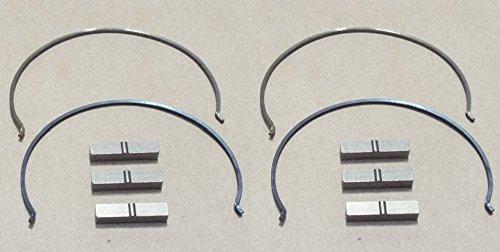 Gm Muncie M20 M21 M22 Synchronizer shift key & spring kit AMP
