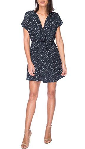Abbigliamento Stampato Bobeau Vita Macey Stampa Casual Cravatta Womens Convo wqwvXSET