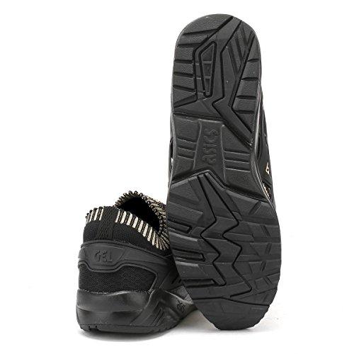 Gel Kayano para deporte Zapatillas Negro hombre Dorado Black de Lo ASICS Carbon Knit O8wxwS0q