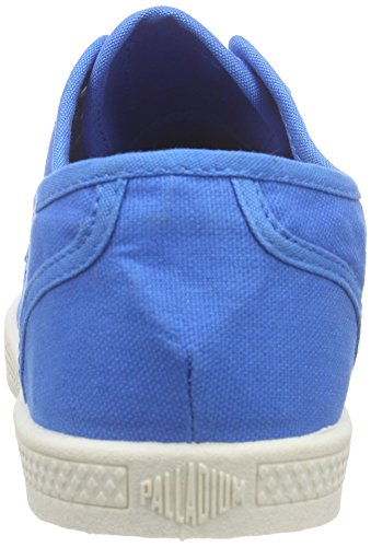 Femme Palladium Blau Pallacitee Baskets Marshmallow Bleu Methyl Blue Basses fvStvq