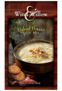 - Wind and Willow Baked Potato Soup Mix