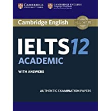 Cambridge IELTS 12 Academic Student's Book with Answers: Authentic Examination Papers