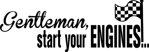 Wall-Decal-Quote-Gentleman-Start-Your-Engines-with-Checkered-Flag-Racing-Race-Cars-Vinyl-Wall-Decal-Sticker-Boys-Kids-Room