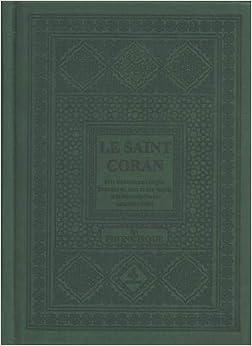 Coran Arabe-Français-Phonetique Couverture Couleur Vive aléatoire!