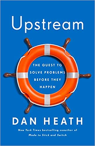 Amazon affiliate link to book listing for Upstream by Dan Heath