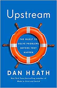 Amazon.com: Upstream: The Quest to Solve Problems Before They ...