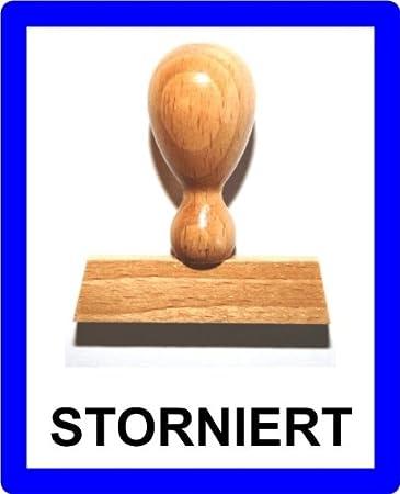 LE-ONs® Holzstempel Professional-Serie L22 ORIGINAL