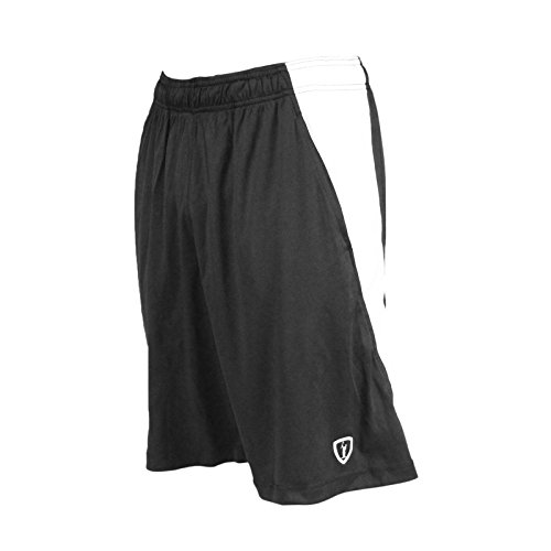 Adrenaline Lacrosse D.I.ALL Youth Shorts - Black free shipping