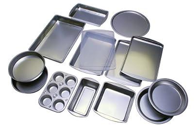 EZ Baker Bakeware Set