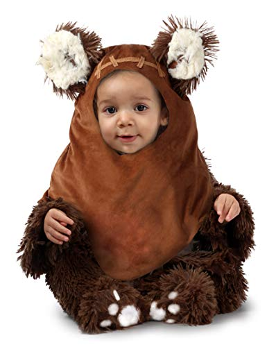 Princess Paradise Star Wars Wicket Child's Costume, 6-12M