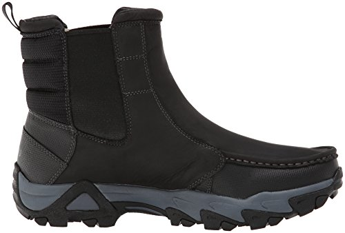 Ahnu Mens Tamarack Winter Boot Nero