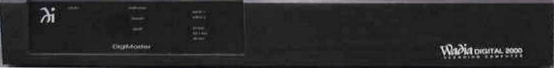 wadia D/Aコンバータ digital 2000S VER96 オリジナル布ダストカバー[プレゼントセット]   B01KM7OLKU