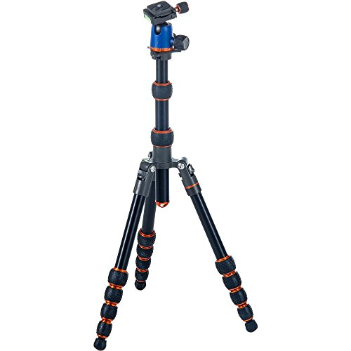 3 Legged Thing Punks Corey Aluminum Tripod Kit w/ AirHed Neo by 3 Legged Thing