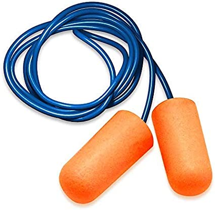 Tapones de espuma para los oídos para niños de Hearos Just for Kids, NRR 28, protección auditiva con cable extra pequeño con estuche de almacenamiento (3 pares): Amazon.es: Salud y cuidado personal