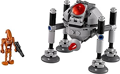 Lego Star Wars Model Toys 75077 Homing Spider Droid With Box Hot 2015 New.