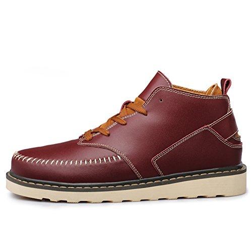 Martin en otoño e invierno botas/Hombres y alto de cuero botas en Inglaterra/ los cargadores de los hombres/Cargadores de herramientas/ marea de botas I