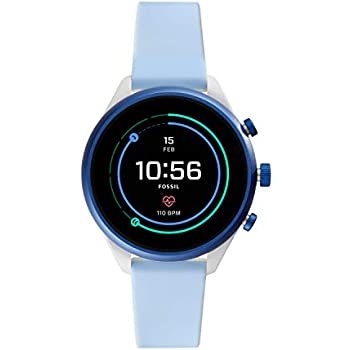 Amazon.com: Fossil Touchscreen Smartwatch (Model: FTW6043 ...