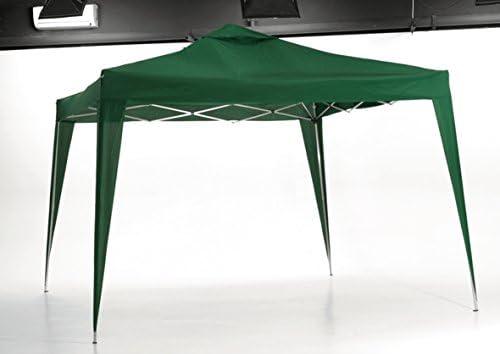 BG - Gacebo Poliester Plegable Verde 3x3. PLICOSA - 800811: Amazon ...