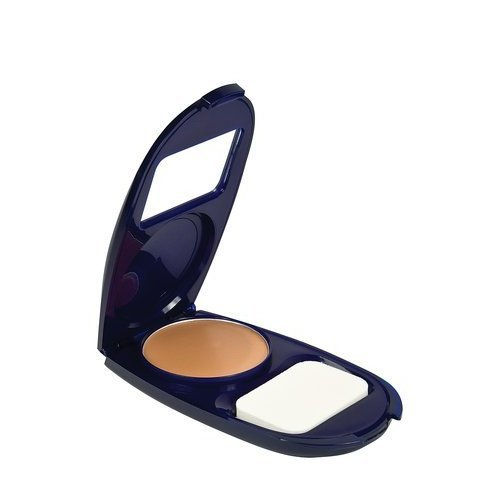 CoverGirl Smoothers AquaSmooth Makeup Compact, Classic Tan-W .4 oz (12 g) (2-pack)