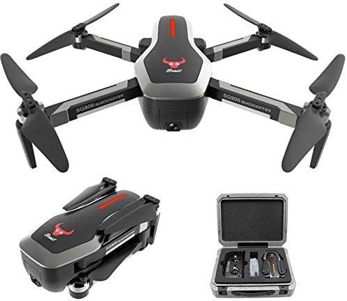 DishyKooker ZLRC Bestia SG906 5G WiFi GPS FPV Drone con cámara 4K y Maleta EPP 3 baterias