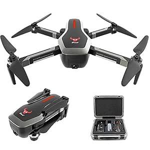 ACHICOO ZL-RC Be-stie SG906 - Dron GPS con cámara 4K y maletín de ...