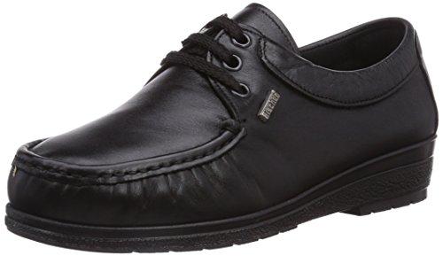 Mocassins Fischer Women's Schuh Damen Bequem Black 222 Schwarz rHITvIwn