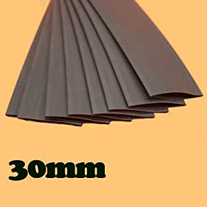30mm Adhesivo poliolefina 03:01 Heat Shrink Tube Tubo Wrap manga 1,6 pies
