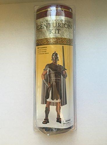 Gods And Goddesses Centurion Costume Accessory Kit(Shin,Arm and